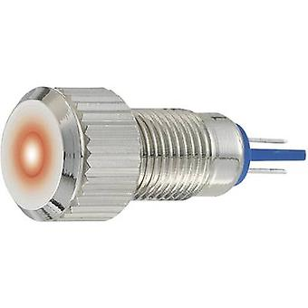 LED indicator light White 24 Vdc, 24 V AC