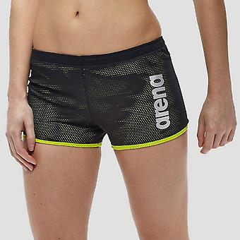 Arena Square Cut Women's Swimming Drag Shorts