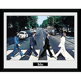 The Beatles Picture Abbey Road 16 x 12