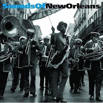 Lyden af Nola 3 - lyde af Nola 3 [CD] USA importerer