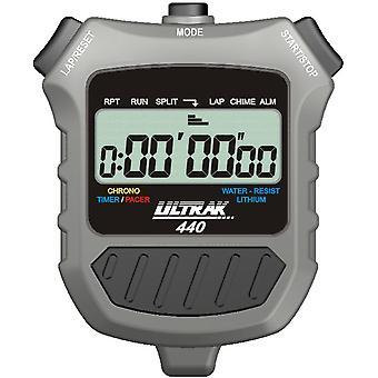 ULTRAK 440 Countdown tidtager & Lap eller kumulative stopur