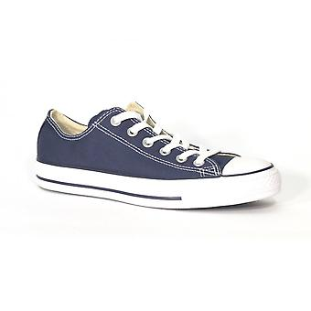 Converse Unisex Trainers Chuck Taylor All Star Core Ox Navy