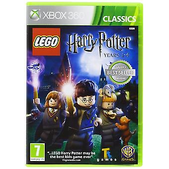 LEGO Harry Potter Years 1-4 (Xbox 360) - Factory Sealed
