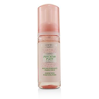 L'Occitane Peony Pivoine Pure Perfecting Purifying Foam 150ml/5oz