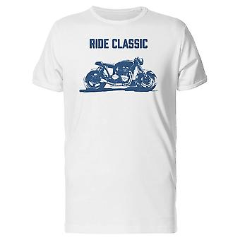 Ride Classic / Cafe Racer Tee Men's -Image by Shutterstock
