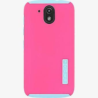 Incipio DualPro Case for HTC Desire 526 (Pink/Aqua)