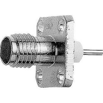 SMA connector Sleeve socket 50 Ω Telegärtner J01151A0641