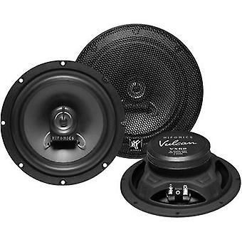 Hifonics VX-62-2 Weg Koaxial flush Mount Speaker Kit 180 W