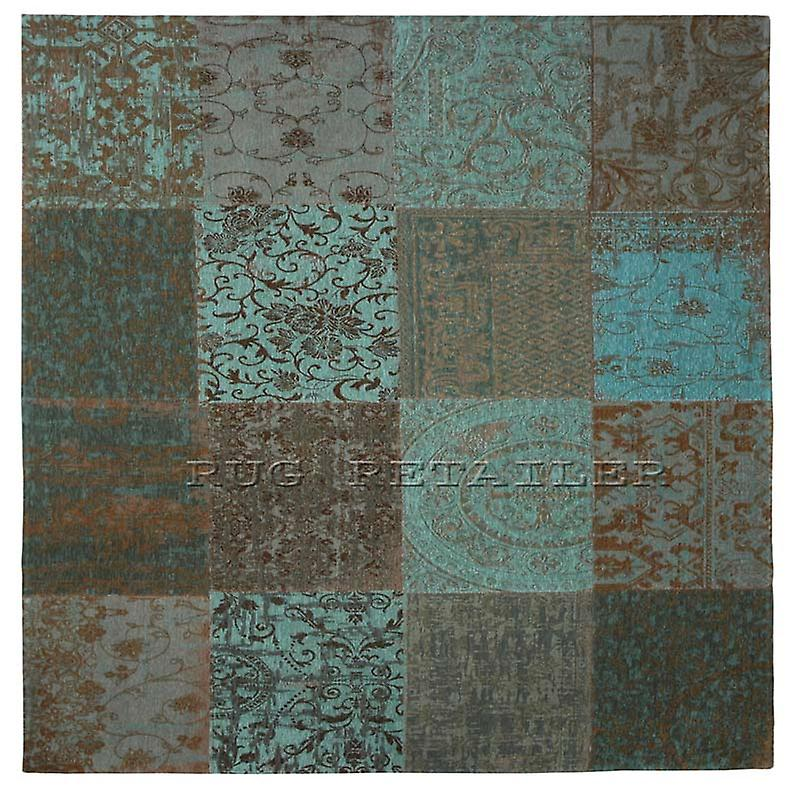 Rugs - Vintage - Multi Sea Blue 8006