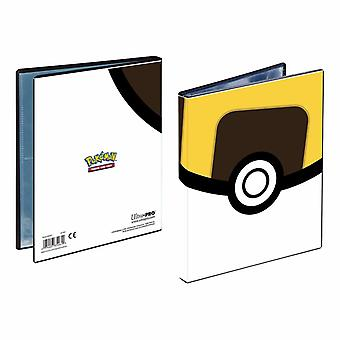 Ultra Pro Ultra Ball 9-Pocket Portfolio for Pokemon