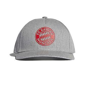 2018-2019 Bayern Munich Adidas CW S16 Cap (Grey)