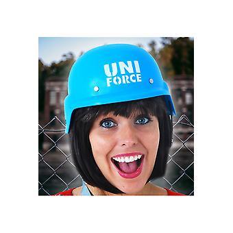Hüte blauen Helm Uni Kraft