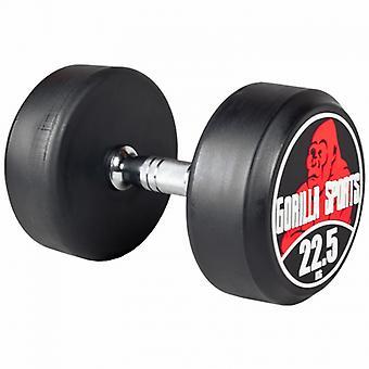 22,5 kg Dumbbell halt�re poids