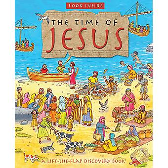 Look Inside the Time of Jesus by Lois Rock - Lorenzo Orlandi - 978074