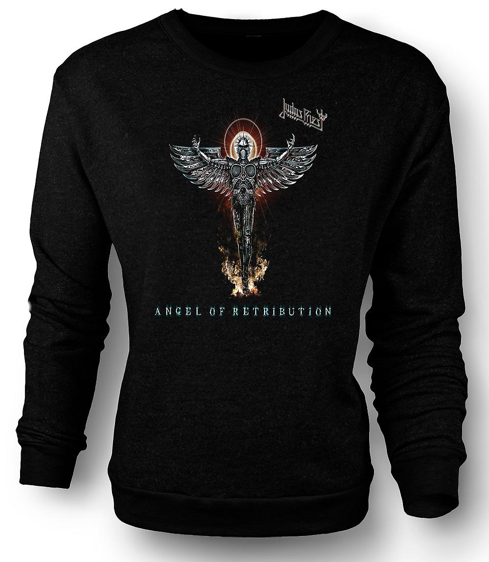 Mens Sweatshirt Judas Priest - Angel Of Retribution