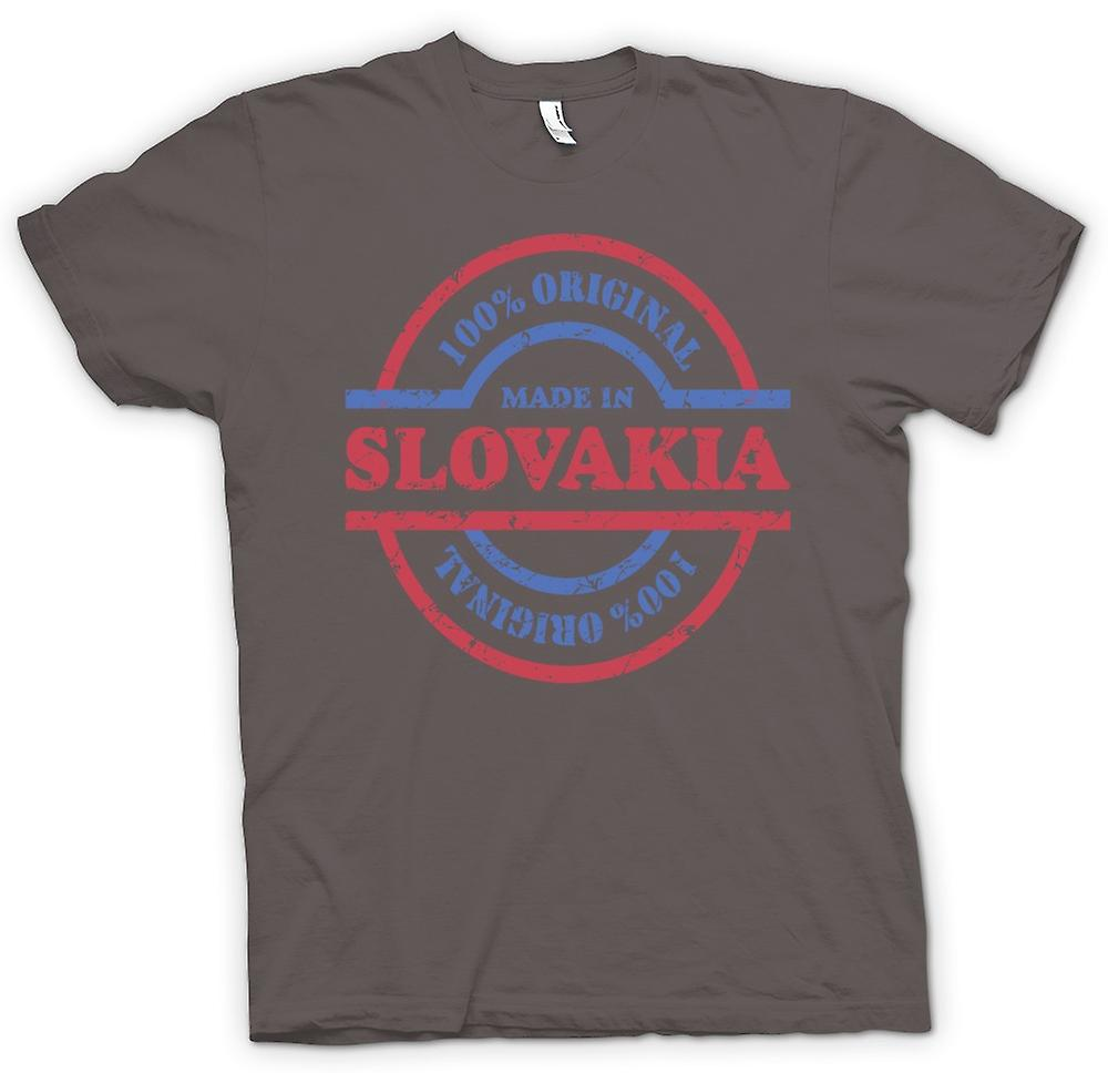 Womens T-shirt - 100% Original Made In Slovakia