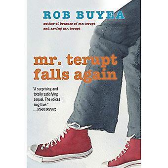 Mr. Terupt Falls opnieuw