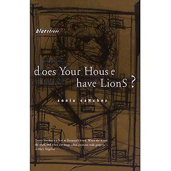 Har ditt hus Lions? (Bluestreak)