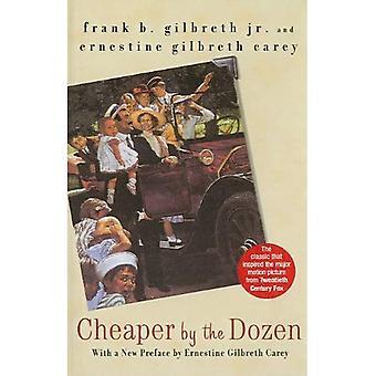 Cheaper by the Dozen (Perennial Classics (Prebound))