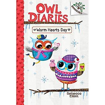 Varma hjärtan dag (Owl Diaries)