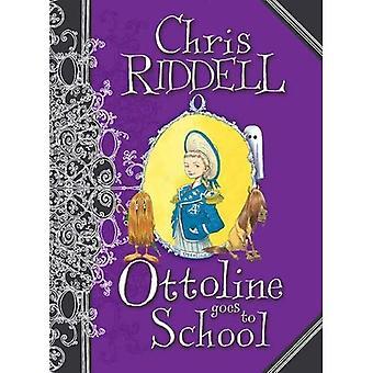 Ottoline va à l'école