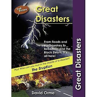 Paljon suurista katastrofeista: v. 8 (Trailblazers)