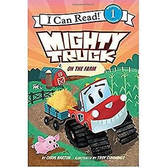 Mighty Truck on the Farm (I Can Read)