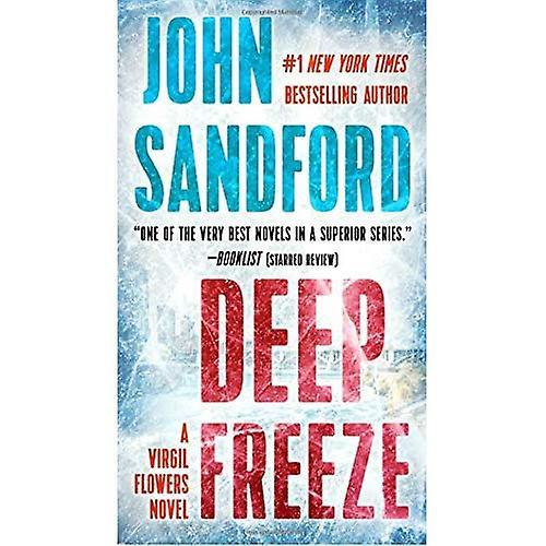Deep Freeze (Virgil Flowers� Novel)