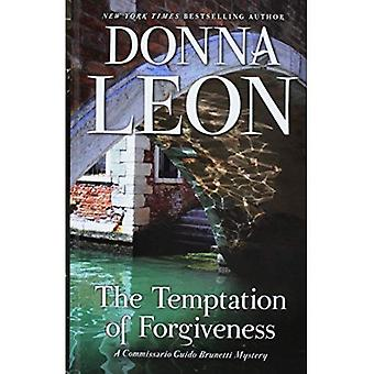 The Temptation of Forgiveness (Commissario Guido Brunetti Mystery)