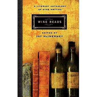 Vin läser