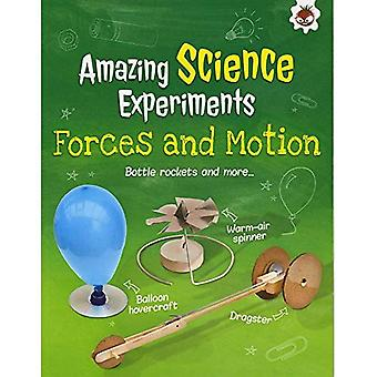 Forces and Motion: Amazing Science Experiments