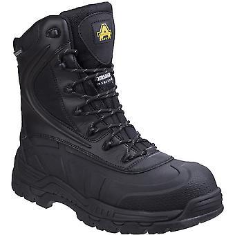 Amblers Mens AS440 Hybrid Metal Free Waterproof Safety Boots