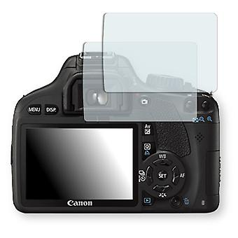 Canon EOS Kiss X 4 screen protector - Golebo crystal clear protection film