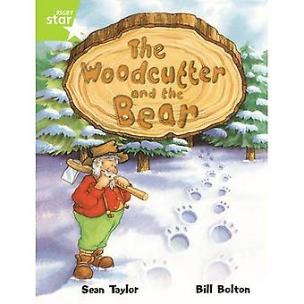 Rigby Star Plus: the Woodcutter and the Bear