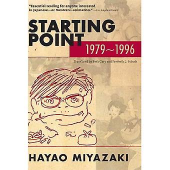 PONTO de partida de MIYAZAKI HAYAO 1979-1996 SC (ponto de partida: 1979-1996 (brochura))