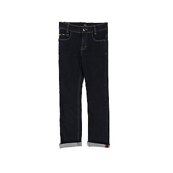 Boss Hugo Boss Boys Dark Wash Slim Fit Jean