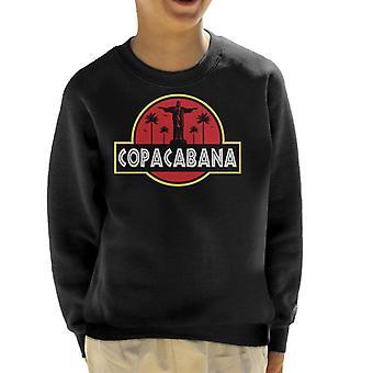 Copacabana Jurassic Park Kid's Sweatshirt