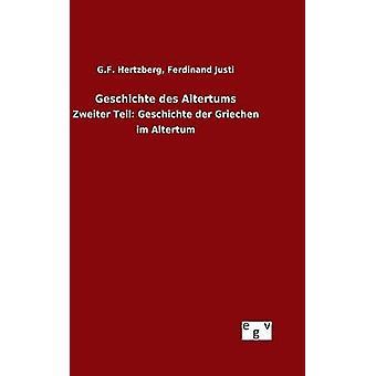 Geschichte des Altertums por Hertzberg & G.F. Justi & Fernando