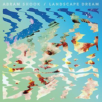 Abram Shook - Landscape Dream [CD] USA import