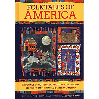 Folktales of America - Stockings of buttermilk - traditional stories fr