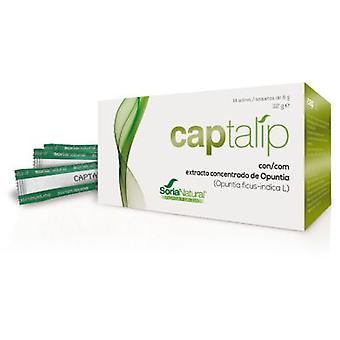 Soria Natural Captalip Packets Dietary Supplement