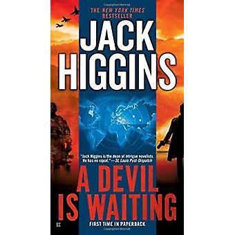A Devil Is Waiting by Jack Higgins - 9780425250570 Book