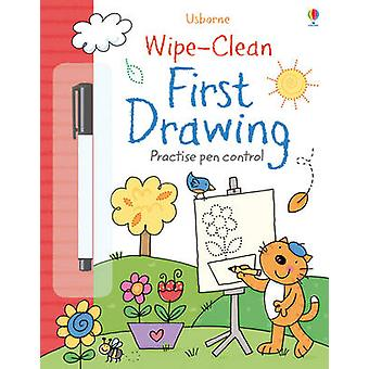 Wipe-Clean First Drawing by Jessica Greenwell - Stacey Lamb - 9781409