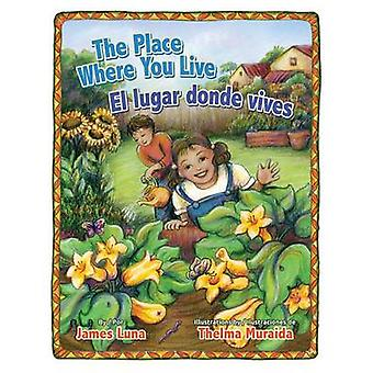 The Place Where You Live / El Lugar Donde Vives by James Luna - Thelm