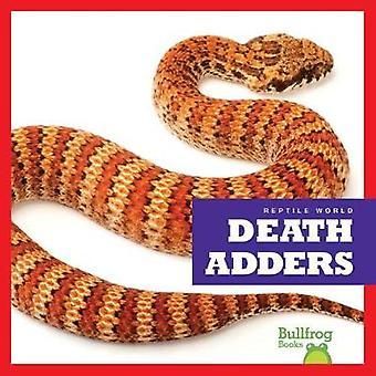 Death Adders by Imogen Kingsley - 9781620316665 Book