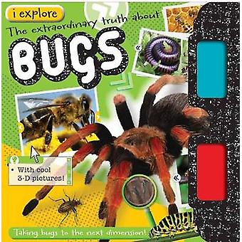 iExplore Bugs by Sarah Creese - Hayley Down - 9781780655987 Book