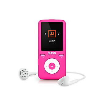 SPC reine MP4-Player, Sound Farbe 2 Spieler MP3/MP4 Rosado 8488P