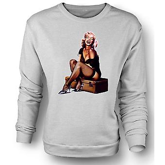 Bluza damska Marilyn Monroe - Vintage - Pin-Up