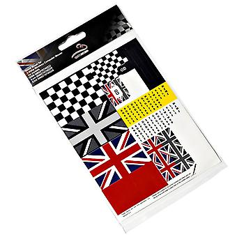 Motormouse BMW Mini Cooper S Maus-Aufkleber Sticker Pack
