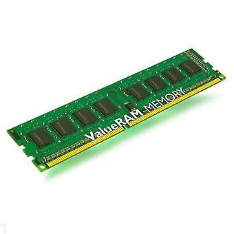 Kingston 4GB, DDR3, 1600MHz (PC3-12800), CL11, DIMM Memory, Single Rank